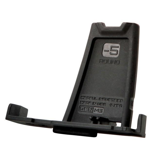 Magazines & Parts - Magpul PMAG 5 Rd Limiter 3 Pack - 762NATO - Fits PMAG Gen M3 - MAG562BLK