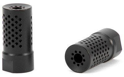 "Muzzle Devices - Spike's Dynacomp ""Shorty"" Extreme Muzzle Brake Black -  AR-15 .223/5.56 - SBV1021"