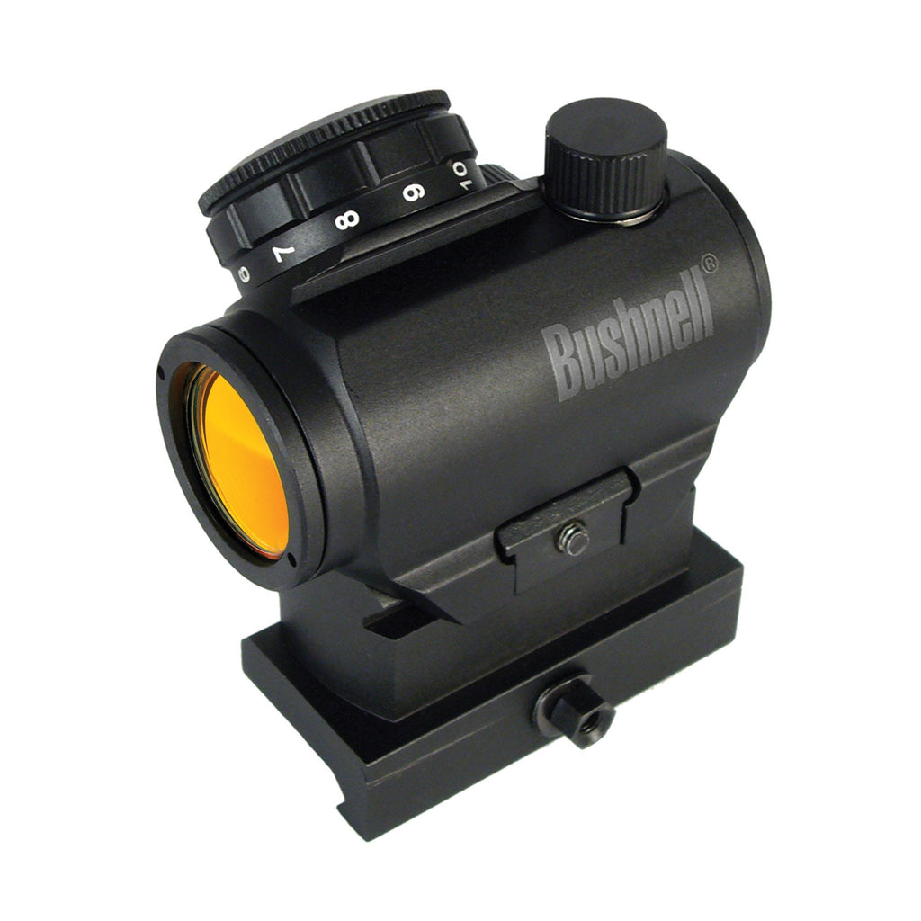 Bushnell Red Dot Sight With Optional Hi Rise Mount 3 Moa