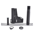 KAK Shockwave Blade AR-15 Pistol Brace Kit - Blade, Custom Pistol Buffer Tube, Buffer, & More