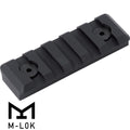 Timber Creek Outdoors M-LOK Picatinny Rail - 5 or 9 Slot
