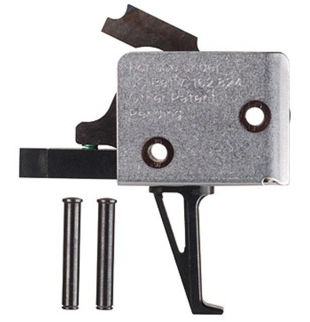 Triggers - CMC Triggers Single Stage Black Flat Match Trigger 91503