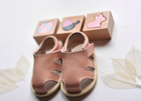 Scout Leather Sandal Pink