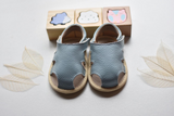 Scout Leather Sandal Blue