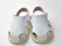 Scout Leather Sandal White