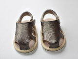 Scout Leather Sandal Bronze