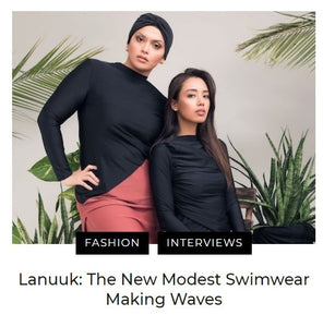 Lanuuk interview with Almaze Women