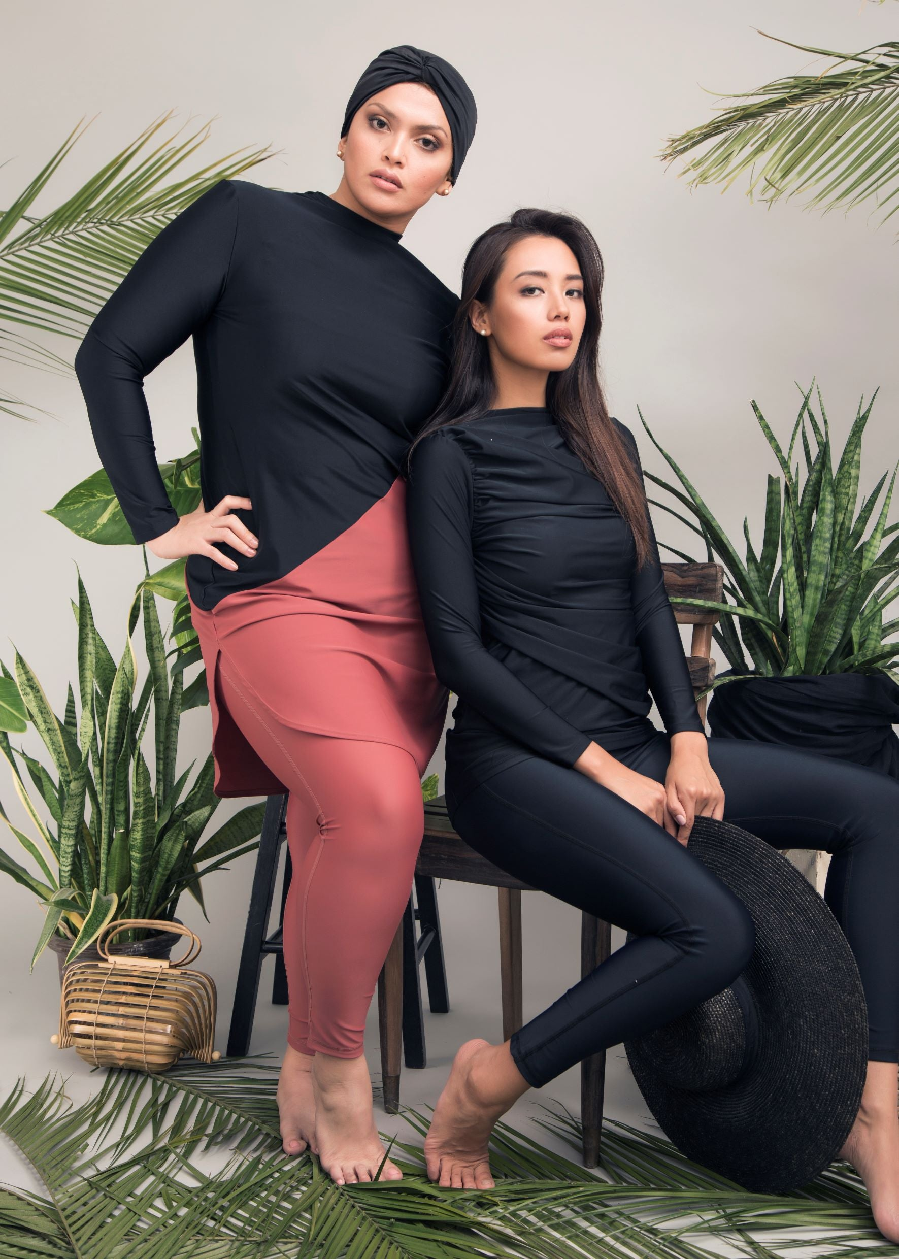 Lanuuk Maya Diana Swimsuit Full Coverage Burkini
