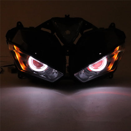 Headlight for Motorcycles