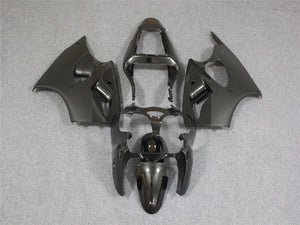 NT Aftermarket Injection ABS Plastic Fairing Fit for ZX6R 636 2000-2002 Matte Glossy Black N010