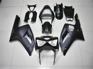 NT Aftermarket Injection ABS Plastic Fairing Fit for ZX6R 636 2003-2004 Matte Black N013 Available in CA TX