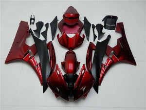 NT FAIRING injection molded motorcycle fairing fit for YAMAHA YZF R6 2006-2007