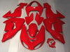 NT Aftermarket Injection ABS Plastic Fairing Fit for ZX10R 2006-2007 Red N014 Available in TX
