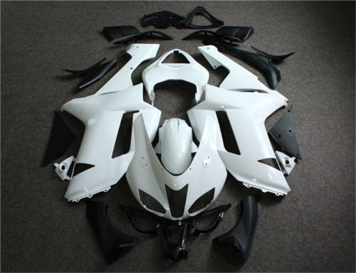 NT Unpainted Aftermarket Injection ABS Plastic Fairing Fit for ZX6R 2007-2008 Available in TX, KY