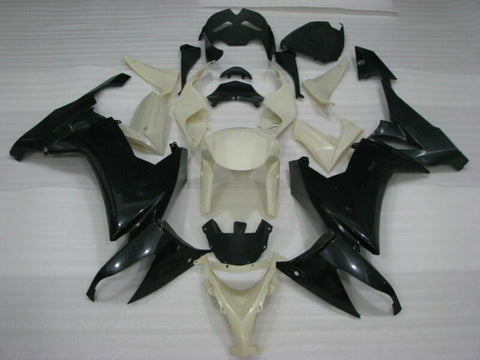 NT Unpainted Aftermarket Injection ABS Plastic Fairing Fit for ZX10R 2008-2010 Available in CA