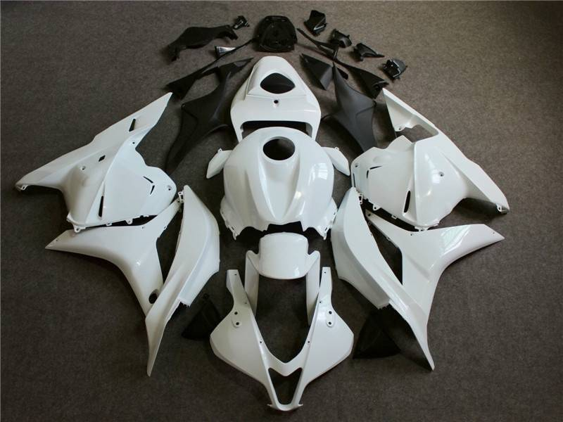 NT Unpainted Aftermarket Injection ABS Plastic Fairing Fit for CBR600RR 2009-2012 Available in CA, TX