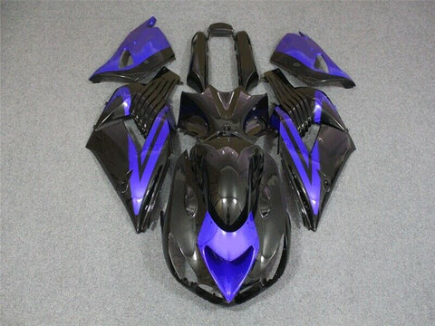 NT New ABS Bodywork Fairing Fit for 2006-2011 ZX14R ZZR1400 Plastics e03A
