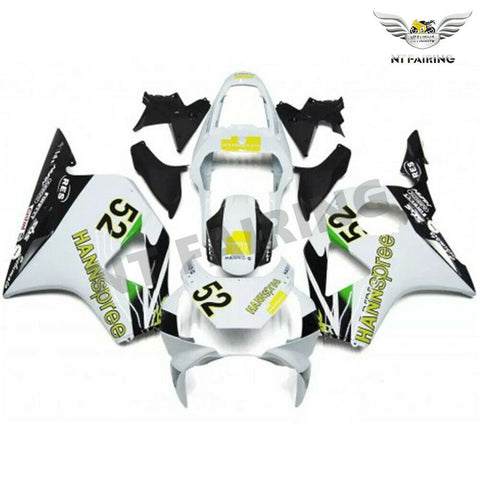 MS Injection White Fairing ABS Set Fit for Honda 2002 2003 CBR954RR 900RR u029