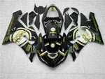 Fit for Kawasaki Ninja 2005-2006 ZX6R 636 Black New Injection Fairing Kit N043