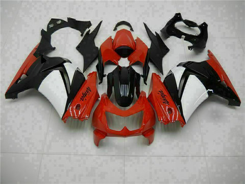 MS Fit for Kawasaki 2008-2012 EX250 250R Plastic New Injection Fairing t012-T