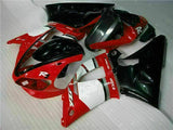 MSB Injection Mold Kit Red Plastic Fairing Fit for Yamaha 2000-2001 YZF R1 g021