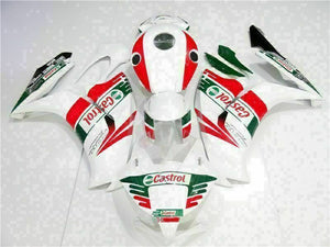 MS Injection Plastic White ABS Fairing Fit for Honda 2012-2016 CBR1000RR u019
