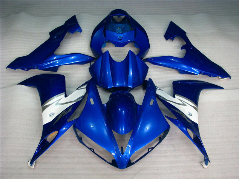 MSA ABS Plastic Injection Fairing Set Fit for Yamaha 2004-2006 YZF R1 u037