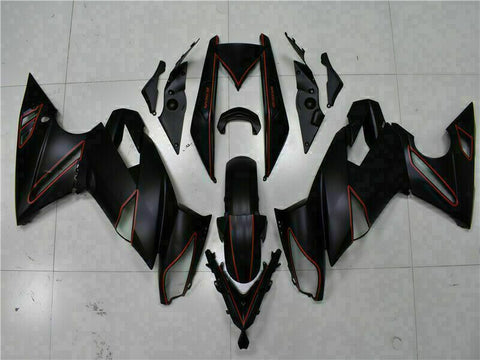 MSA Fit for Kawasaki Ninja 650R 2009-2011 ER6F Plastic Bodywork Fairing New n006