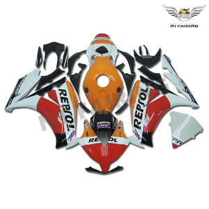 MS Injection Bodywork Orange Fairing Kit Fit for Honda 2012-2016 CBR1000RR u027