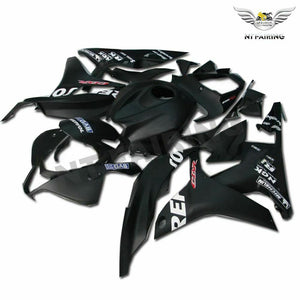 MSA Injection Mold ABS Fairing Set Fit for Honda 2007-2008 CBR600RR Plastic v014