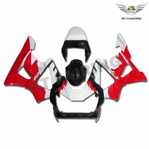 MS Injection Mold Fairing Red White ABS Fit for Honda 2000-2001 CBR929RR u030