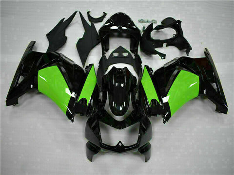 MSA Fit for Kawasaki 2008-12 EX250 250R Plastic Brand New Injection Fairing t006