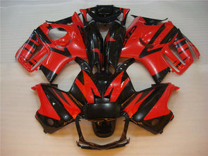 MSA Bodywork Red Injection Mold Fairing Fit for Honda 1995-1996 CBR600F3 u006