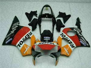 MS Injection Orange Fairing ABS Kit Fit for Honda 2002 2003 CBR954RR 900RR u003