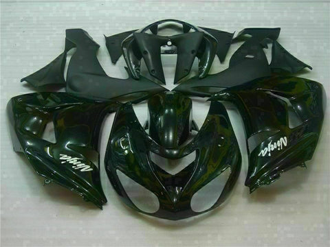MSA Fit for Kawasaki Ninja 2006 2007 ZX10R With Seat Cowl Injection Fairing t001