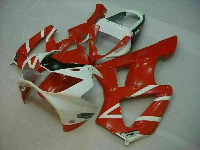 MS Injection Mold Fairing Red Set Kit Fit for ABS Honda CBR929RR 2000-2001 u010