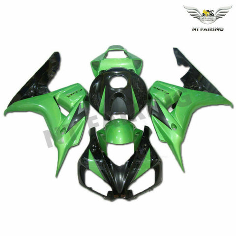 MS Injection Green ABS Fairing Fit for Honda 2006-2007 CBR1000RR Set u078