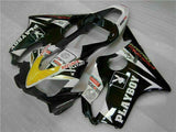 MS Injection Fairing Yellow Silver Black Fit for Honda 2001-2003 CBR600 F4I u040