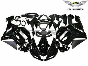MSA Fit for Kawasaki 2007 2008 ZX6R Plastics With Seat Cowl Injection Fairing s014-T