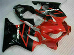 MS Injection Mold Red Black Fairing Kit Fit for Honda 2001-2003 CBR600 F4I u044