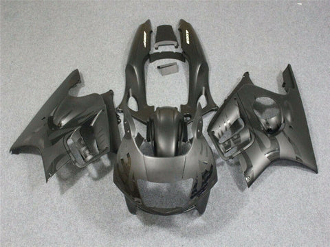 MSA Black Bodywork Injection Mold Fairing Fit for Honda 1997-1998 CBR600F3 u006