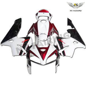 MSA Injection Molded Fairing Fit for Honda 2005-2006 CBR600RR ABS Plastic TH u005