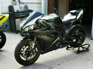 MSB Injection Molding Black Plastic Fairing Fit for Yamaha 2004-2006 YZF R1 j004