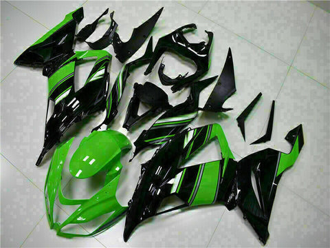 MSA Fit for Kawasaki Fairing 2013-2018 ZX6R ZX-6R 636 Plastic Injection ABS t004