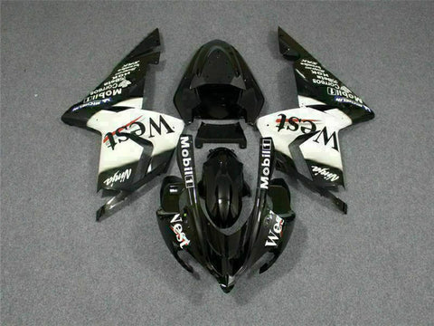 MSA Fit for Kawasaki Ninja 2004-05 ZX10R With Seat Cowl Injection Fairing kt003