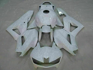 MS Injection Mold White Plastic Fairing Fit for Honda 2013-2018 CBR600RR u006