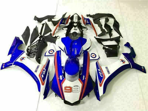 MS Injection Molding New Kit Blue ABS Fairing Fit for Yamaha 2015-2017 YZF R1 g004