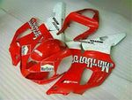 MSB Injection Mold Kit Red Plastic Fairing Fit for Yamaha 2000-2001 YZF R1 g013