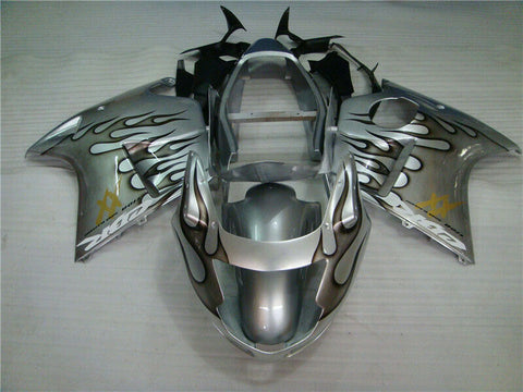 MSA Flame Injection Mold Fairing ABS Fit for Honda 1996-2007 CBR1100XX u001