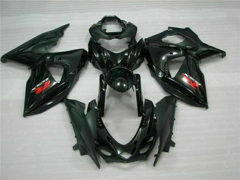 MS Injection ABS Black Fairing Kit Fit for Suzuki 2009-2016 GSXR 1000 p004